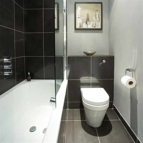Small Bathroom Ideas Uk by Small Monochrome Bathroom Small Bathroom Design Ideas