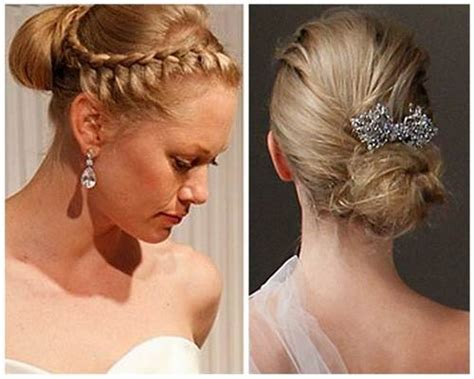 simple hairstyles for a wedding simple beach wedding hairstyles with veil