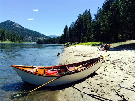 drift boat makers business in historic wallace idaho