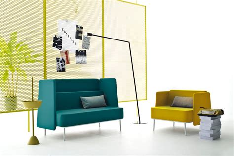 a collection of modern office lounge furniture designs