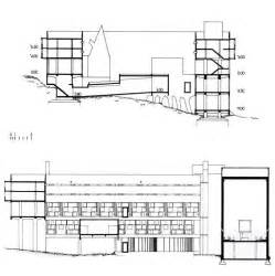 Le Corbusier Section by Http Www Archello En Project Sainte De La