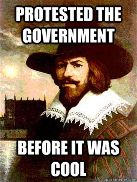 Guy Fawkes Meme - protested the government before it was cool hipster guy