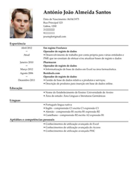 Modelo Curriculum Vitae Europeu Em Portugues Exemplos Cv Portugues Los Libros Resumidos De Resumelibros Tk