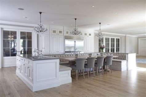 built in kitchen islands with seating functional kitchen islands with built in seating you need to see