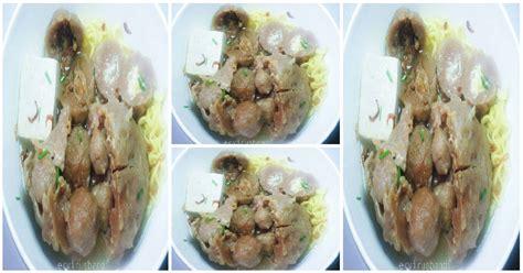 membuat bakso keju resep membuat bakso beranak bakso mercon bakso keju