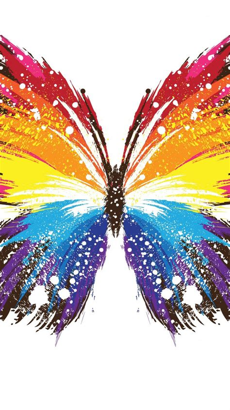 colorful butterfly wallpaper free download 40 best iphone 6 wallpapers backgrounds in hd quality