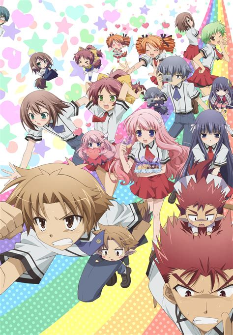 baka to test baka to test to shoukanjuu ni anime guides