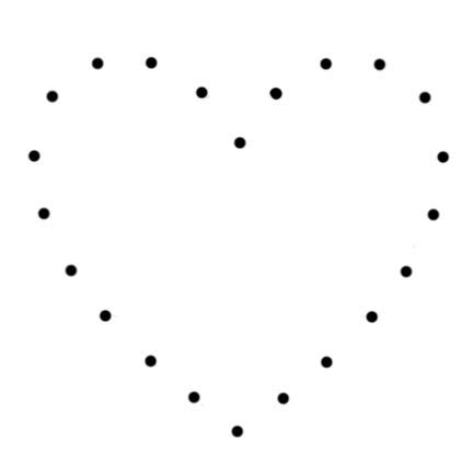 heart pattern string art doodlecraft easy string art tutorial heart diamond templates