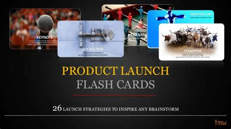 Product Launch Ideas For Mba by 26 Product Launch Strategies