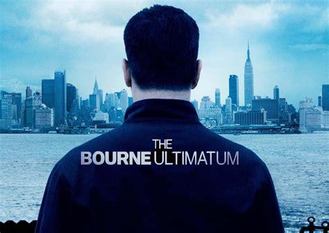 The Bourne Ultimatum the bourne ultimatum ways