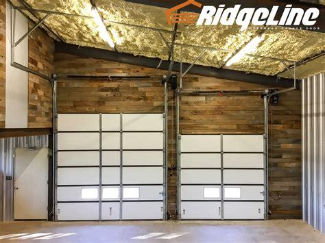 chi overhead door vinyl  insulated ridgeline