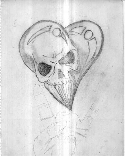 imagenes a lapiz romanticos dibujos a lapiz crowrockmetal l 225 piz dibujo y calaveras