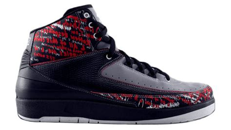 eminem shoes in context the eminem air jordan 2 sole collector