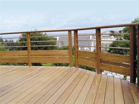 ringhiera legno esterno ringhiere in legno per esterno idee di design per la casa