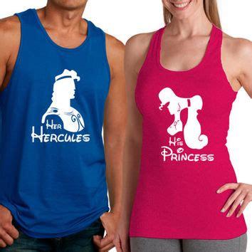Customized Relationship Shirts Personalized Couples Hercules Shirts From Patscustoms