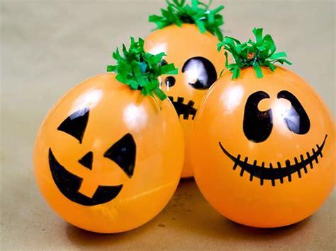 imagenes educativas halloween ideas para decorar con globos para ni 241 os halloween 5