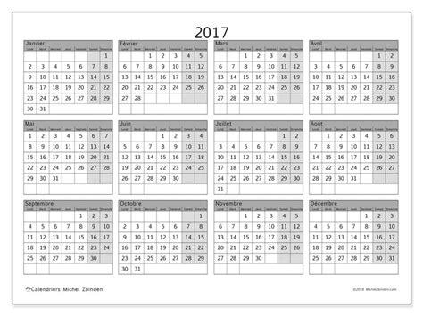Calendrier Par ã E Calendrier 2017 224 Imprimer Gratuit Calendrier Annuel