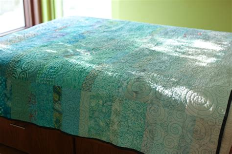 modern quilts and coverlets custom ocean rain extra king size modern quilt btaylor
