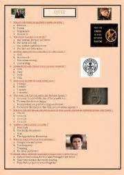 printable hunger games quiz english worksheets games worksheets page 206
