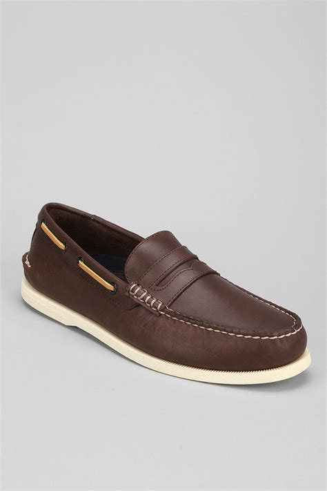 original loafer outfitters original loafer in brown for lyst