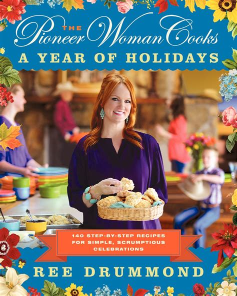 pioneer woman ree drummond juggles new cookbook cookware show the pioneer woman cooks a year of holidays by ree