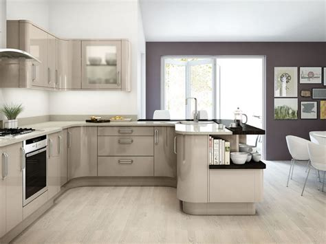 High Gloss Kitchens Kitchens Cork White High Gloss Kitchen Gloss Kitchen Designs
