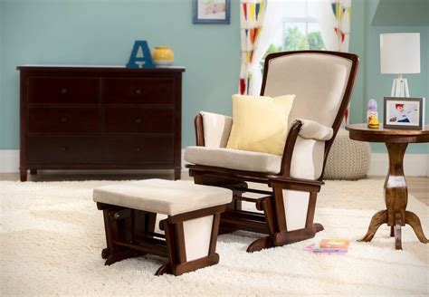 delta glider and ottoman espresso haven glider ottoman delta children s products