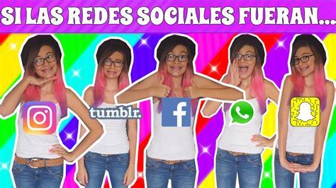 i si estigussim en 161 si las redes sociales fueran personas lulu99 youtube