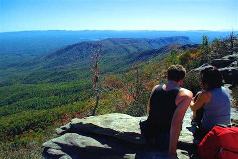 table rock state park nc brown mountain lights carolina mountains