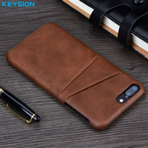 keysion case  iphone       cover leather luxury wallet card slots  capa
