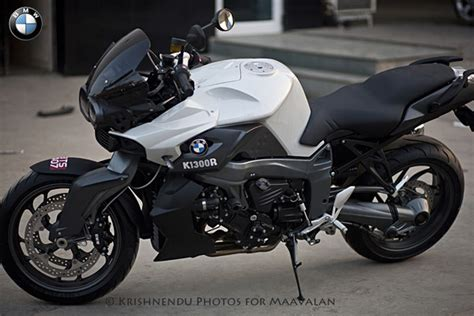 BMW Motorrad K1300R: First Ride Report ever in India!
