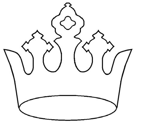 happy birthday crown template best 25 crown pattern ideas only on templates