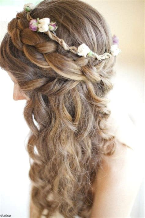 Prom Hairstyles Curls by 40 Most Charming Prom Hairstyles For 2016 Fave Hairstyles