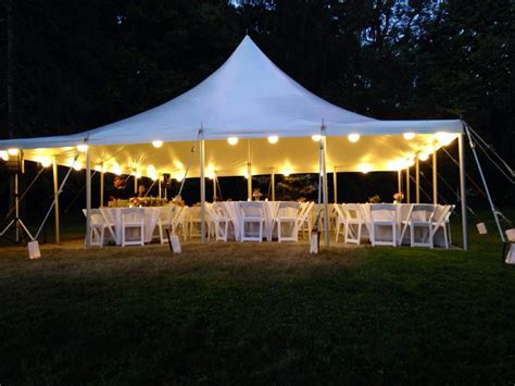 How do you rent a wedding tent prices sizes and types of tents a practical wedding a