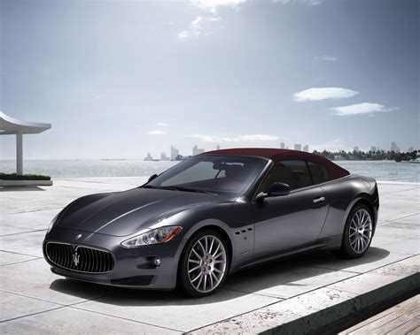 Grancabrio Maserati Maserati Grancabrio Photos And Wallpapers Tuningnews Net
