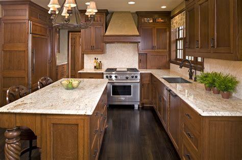 Kitchen Remodel Granite Countertops by Tudor Kitchen Remodel Traditional Kitchen Minneapolis