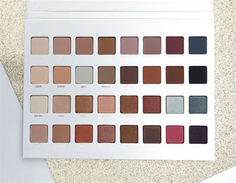 Lorac Mega Pro 4 Palette lorac mega pro palette 3 review swatches the budget