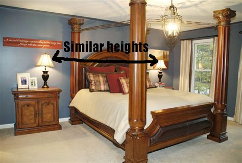 How Tall Should A Nightstand Be by 5 Dos And Don Ts Of Master Bedroom Decorating Living