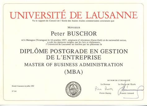 Which Is More Difficult Bachelor Or Mba by Buschor