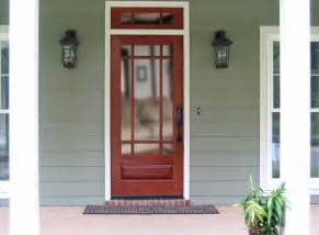 Exterior Door With Transom Dbyd 4001 This Popular 36 Quot X 80 Quot Craftsman Exterior Front Entry 9 Lite Tdl True Divided