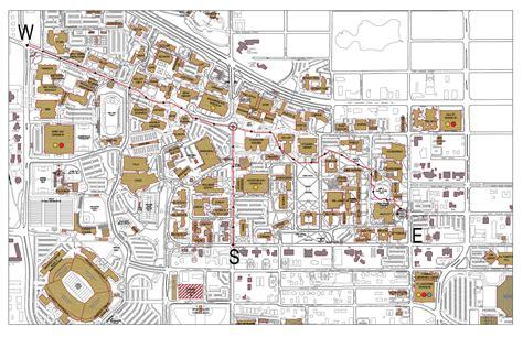 fsu cus map map of fsu aphisvirtualmeet