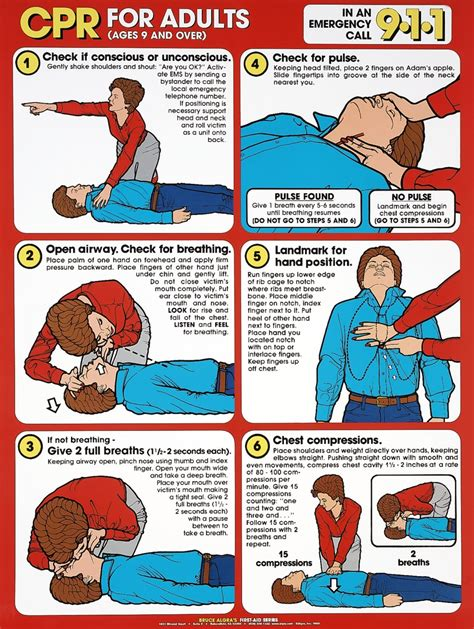Printable Cpr Instructions 2015 | 2015 cpr instructions share the knownledge