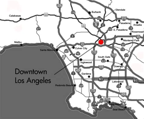map of los angeles with freeways cancelled expressways and freeways page 3 skyscrapercity