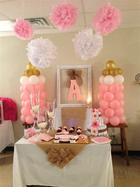 baby girl bathroom ideas baby shower for girl decoration ideas 4409