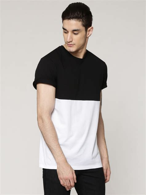 T Shirt Mew buy new look color blocked t shirt for s black t