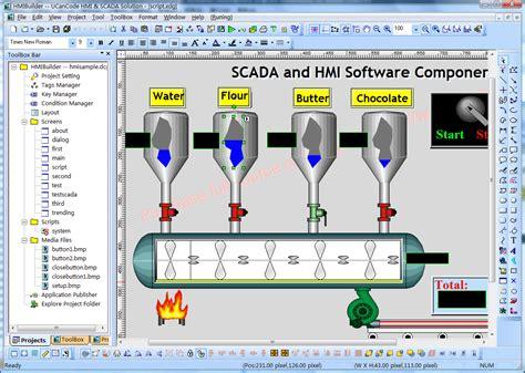 hmi layout exles hmi scada software