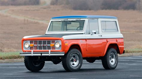 Stroppe Baja Bronco Edition Up For Grabs Ford