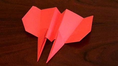 Make Paper Airplanes - best paper airplane how to make the hawkeye paper