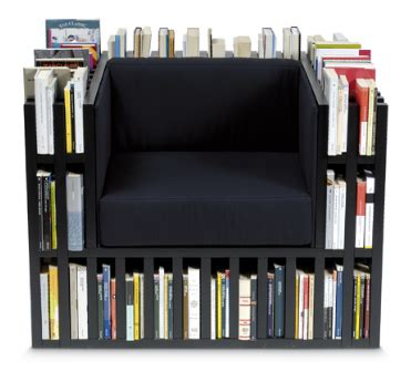 Bookshelf Chair by The Bookshelf Chair Sayeh Pezeshki La Brand Logo And