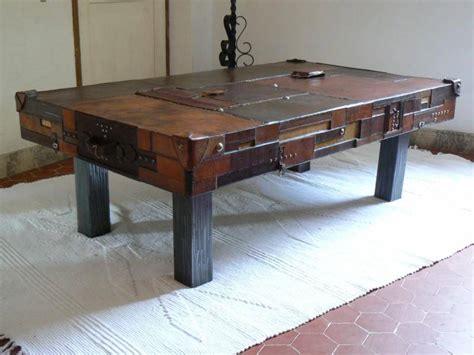 table basse fait maison